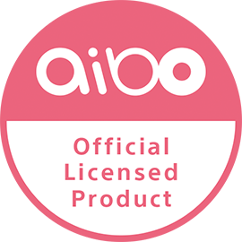 aibo Official Licensed Product
